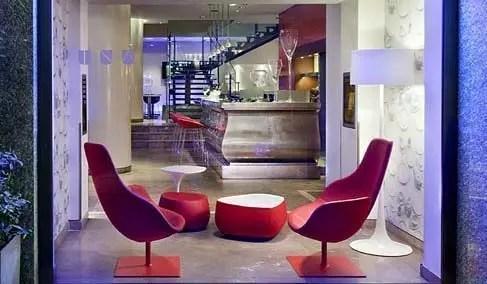 Dormire a Milano all'UNA Tocq Hotel