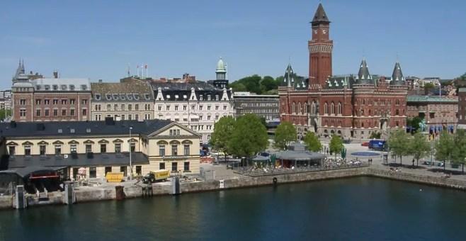 Malmö, una perla svedese