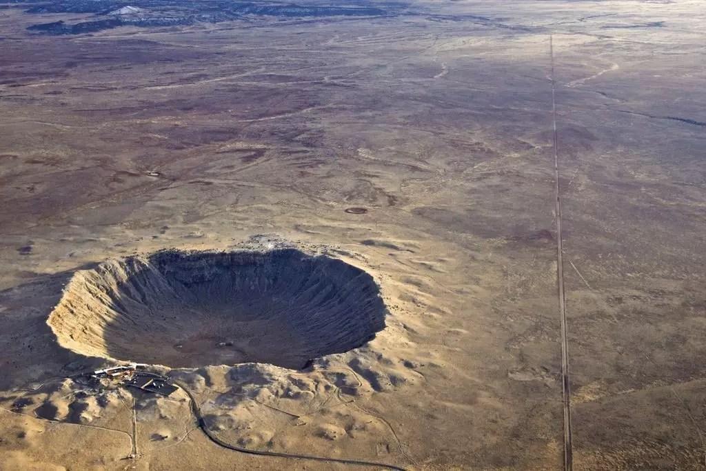 meteor-crater
