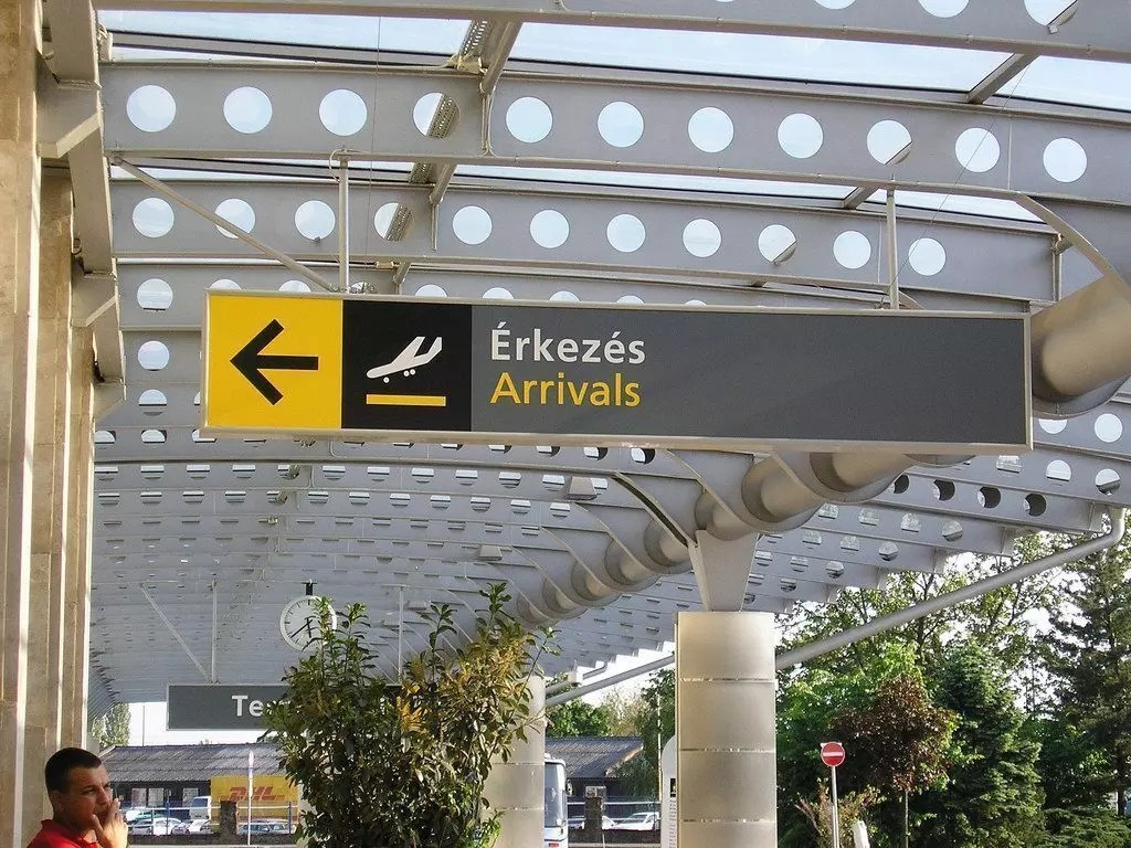 budapest-aeroporto