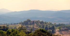 Un soggiorno in Toscana nella bella Val d'Orcia: Pieve a Salti