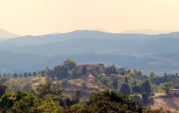 Un soggiorno in Toscana nella bella Val d'Orcia