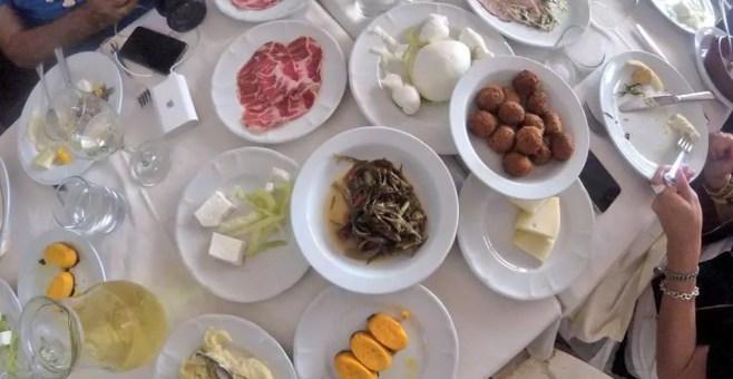 Quattro piatti scoperti in Puglia