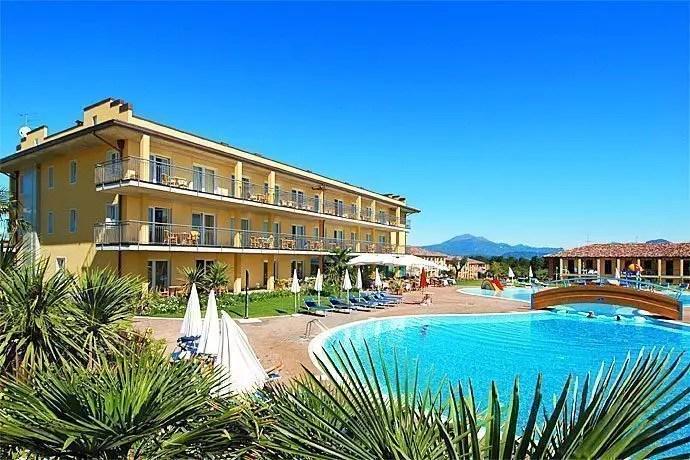 Dormire a Peschiera del Garda: Hotel Bella Italia