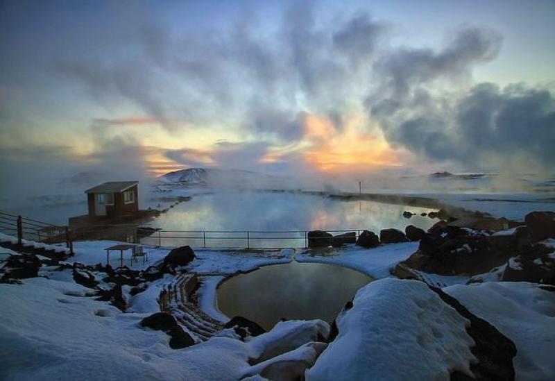 islanda- Mývatn Nature