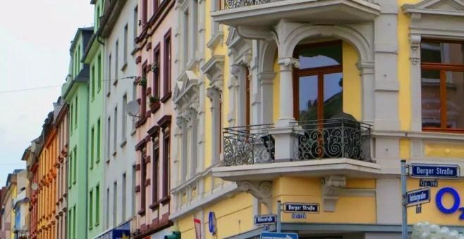 Francoforte dove fare shopping: Berger Straße