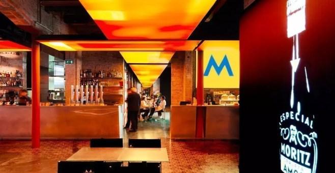 Fabrica Moritz a Barcellona: bere la buona birra