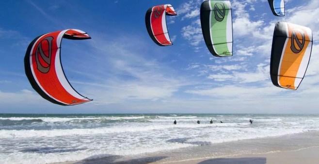 Dove fare kitesurf in Italia: 10 luoghi