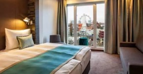 Dove dormire a Vienna low cost, la catena Motel One