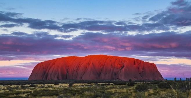 Uluru, visitare Ayers Rock in Australia: permessi