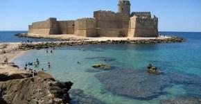 Le Castella in Calabria, una meta adatta tutto l'anno
