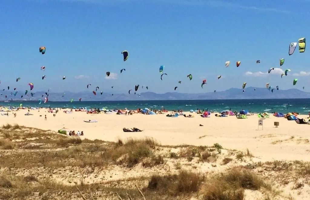 kitesurd-Playa Los Lances