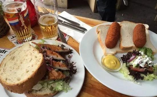 Amsterdam, dove mangiare i piatti tipici