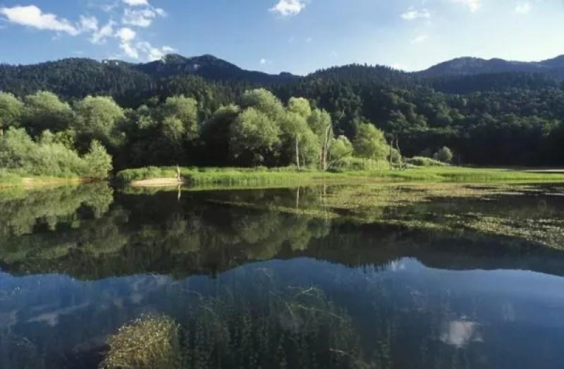 montenegro-Parco Nazionale Biogradska Gora