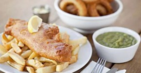 I 5 migliori fish and chips di Londra