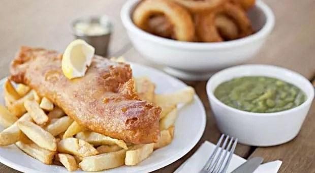 I 5 migliori fish and chips di Londra