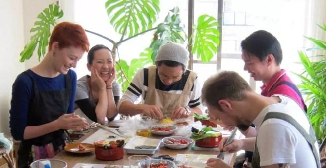 Giappone dove mangiare, Nagomi Visit la recensione