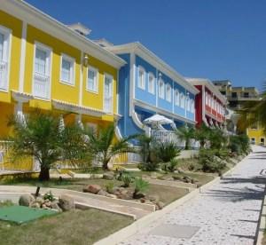 Capo verde: villaggio Vila do Farol vacanza low cost