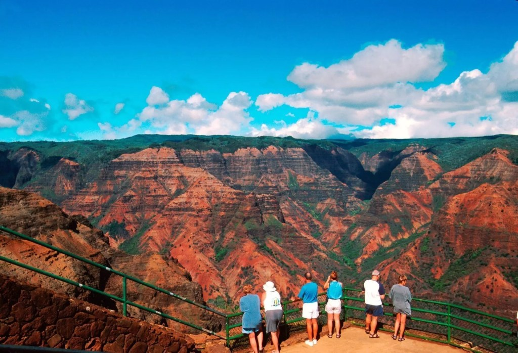 hawaii-Waimea Canyon
