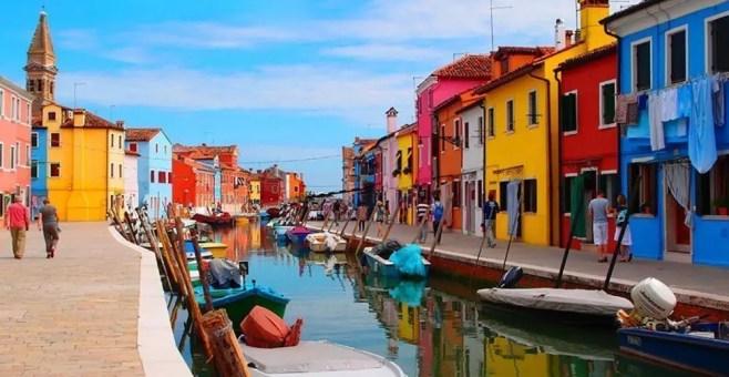 Venezia: 5 isole della Laguna veneta da scoprire