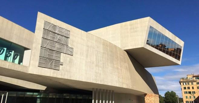 Museo Maxxi a Roma, mostre e informazioni