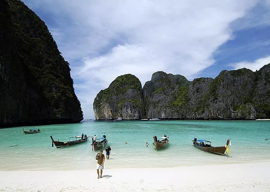 thailandia-Koh Phi Phi