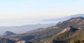 Itinerario nell'interno della Sardegna