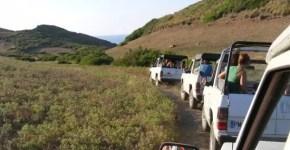 Scoperta dell'Isola di Minorca in jeep