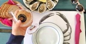 Degustazione di ostriche in Bretagna: Viviers de Terenez