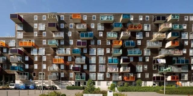 Le architetture di MVRDV a Amsterdam, visita in bici