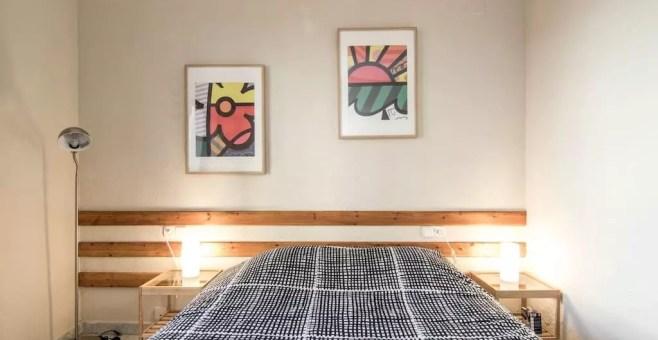 Dove dormire a Barcellona: appartamento di Nando