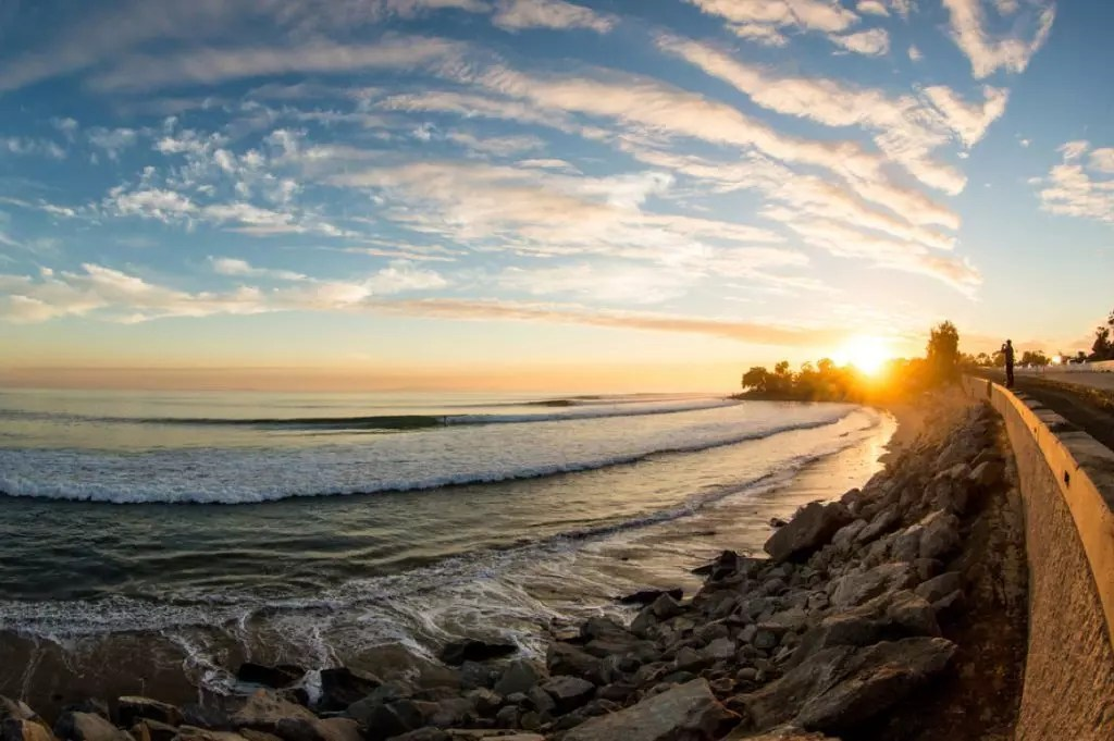 california-tramonto