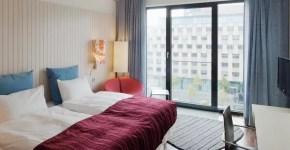 Dove dormire a Berlino: Scandic Hotel Potsdamer Platz