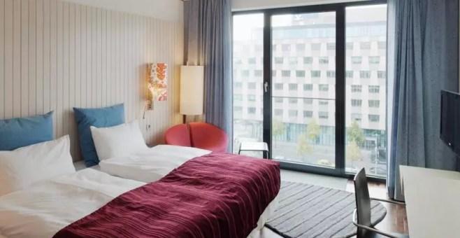 Berlino dove dormire, la recensione dell\'Hotel Scandic di Potsdamer ...