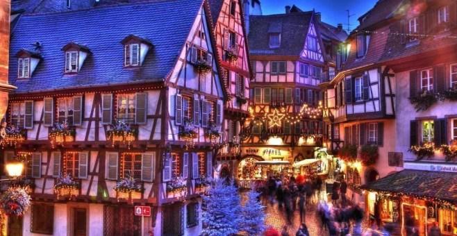 Colmar in inverno: perché visitarla e cosa vedere