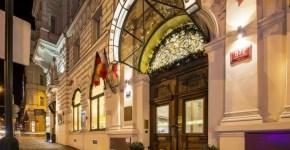 Hotel Seven Days: dove dormire a Praga