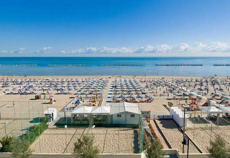 Hotel Mare Blu Senigallia Italy