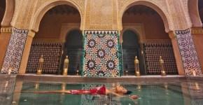 Hammam Al Andalus, spa nel cuore di Malaga