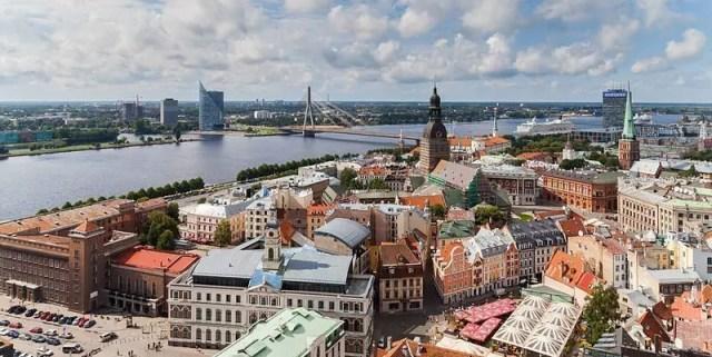 Visitare Riga, capitale della cultura e dell'art nouveau