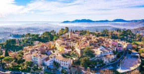 Mougins e Vence: l'entroterra della Costa Azzurra