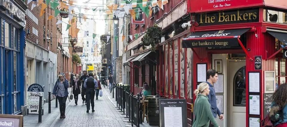 Un giorno Dublino senza annoiarsi in un istante