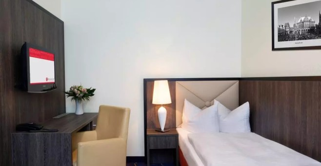 H+ Hotel Bremen: dove dormire a Brema