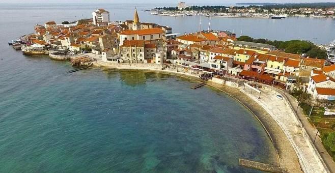 Umag: mare, relax e buon cibo in Istria