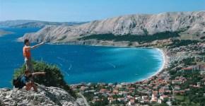 Baska, isola di Krk: tutte le spiagge più belle
