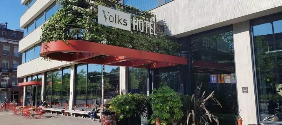 Volkshotel Amsterdam, dormire in un Trendy Hotel: recensione