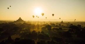 Visita alla Valle di Bagan