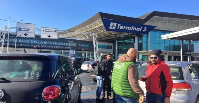 Parcheggio aeroporto Roma con servizio Car Valet