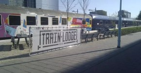 Train Lodge: ostello ad Amsterdam veramente low cost