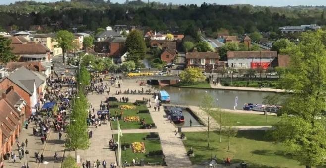 Stratford-upon-Avon: visita tra storia e natura