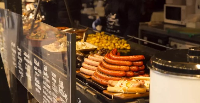 Street food da provare a Budapest